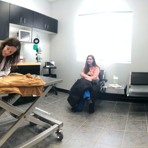 ER Exam Room #9 of 9