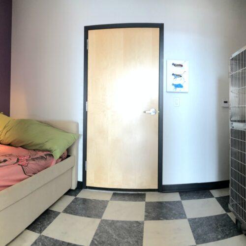 Overnight Hospitalization Room